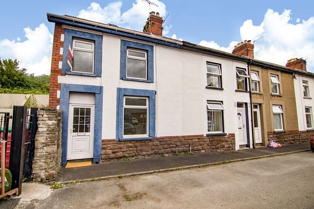 Thumbnail End terrace house for sale in Laundry Place, Abergavenny