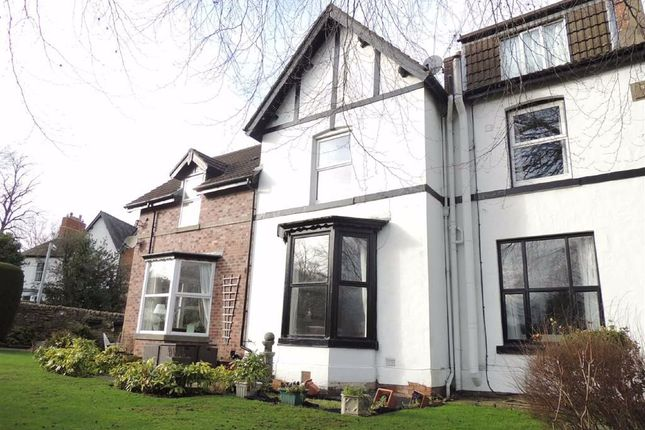 Thumbnail Semi-detached house for sale in Station Road, Marple, Stockport