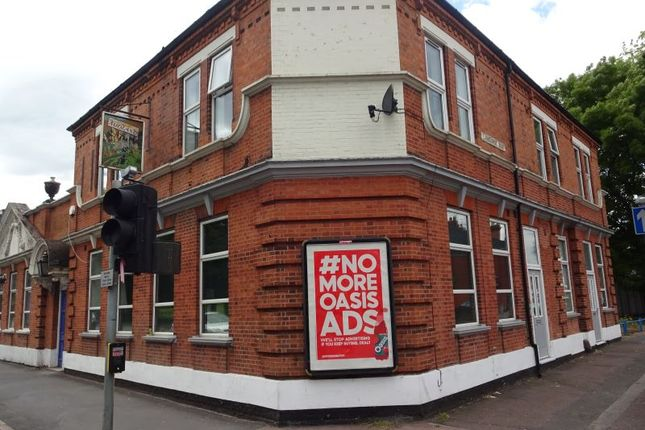 Thumbnail Block of flats for sale in 161-163 Lansdowne Road, Aylestone, Leicester