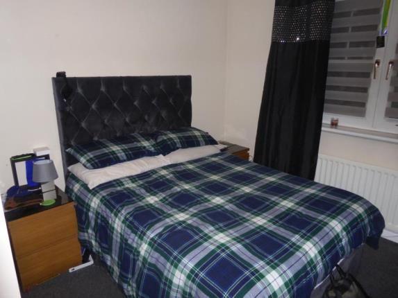 Bedroom One of Crownhill Court, Glenmavis, Airdrie, North Lanarkshire ML6
