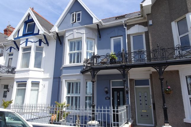 Thumbnail Terraced house for sale in Picton Avenue, Porthcawl