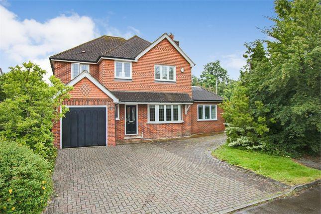 Thumbnail Detached house for sale in Hedgecourt Place, Felbridge, East Grinstead, Surrey