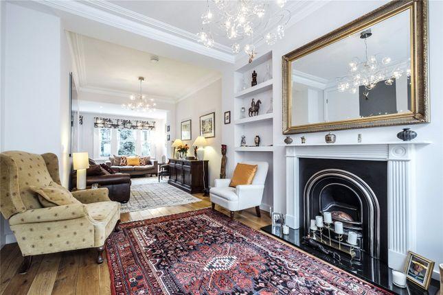 Thumbnail End terrace house for sale in Grantbridge Street, London