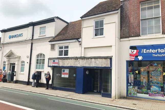 Thumbnail Retail premises for sale in 104 & 105 St James Square, Newport, Isle Of Wight