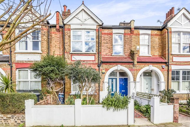 Thumbnail Maisonette for sale in Emlyn Road, London