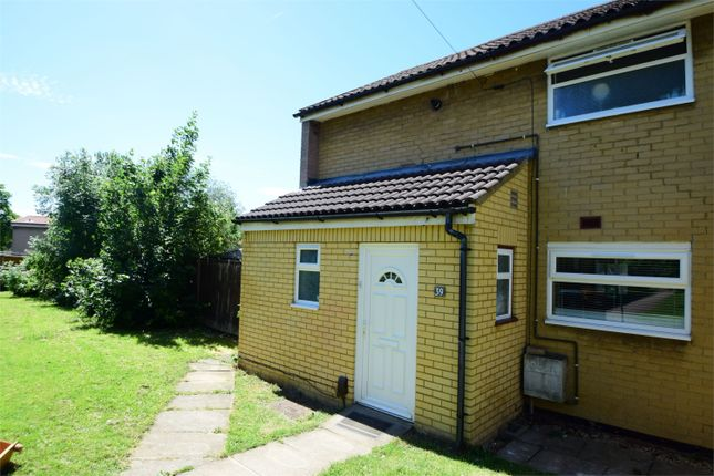2 bed end terrace house for sale in Linkways, Bedwell, Stevenage, Hertfordshire