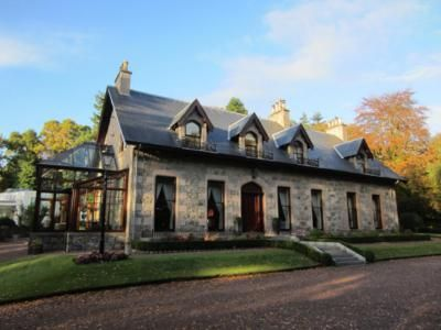 Thumbnail Detached house to rent in North Deeside Road, The Firs