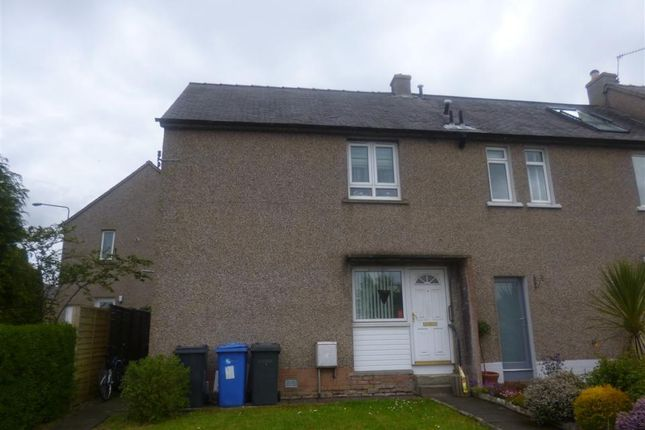 Thumbnail End terrace house to rent in Mill Road, Linlithgow, West Lothian