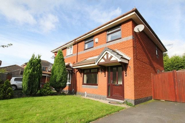 Thumbnail Semi-detached house for sale in Canterbury Park, Allerton, Liverpool