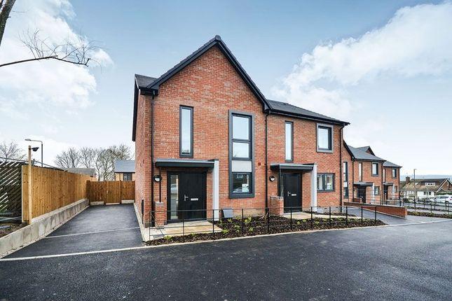Thumbnail Semi-detached house for sale in Meadow Lane, South Normanton, Alfreton