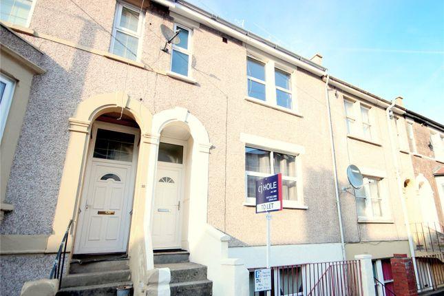 Thumbnail Maisonette to rent in Albany Road, Montpelier, Bristol