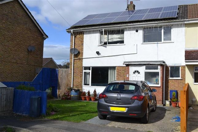 3 bed end terrace house for sale in Norcliffe Road, Swindon