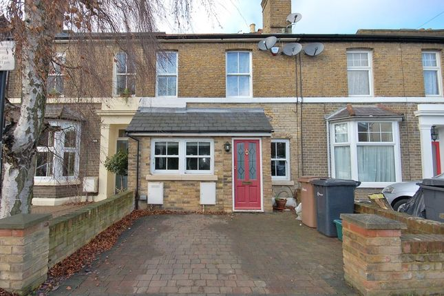 Thumbnail Terraced house for sale in Mildmay Road, Chelmsford