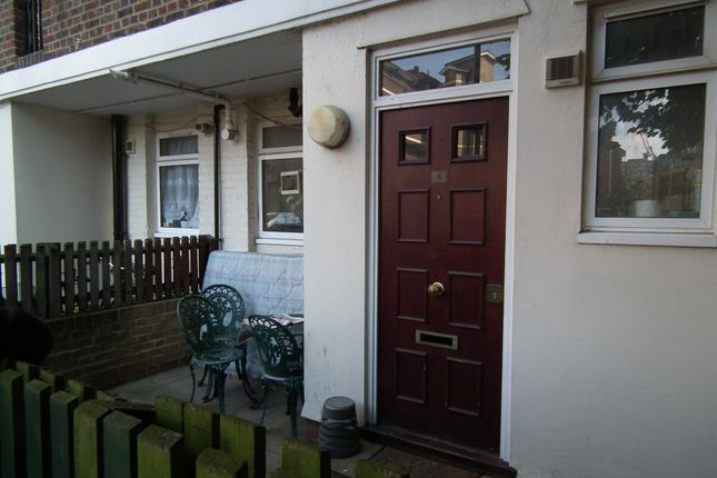 Thumbnail Terraced house to rent in Southey House, Browning Street, London SE171De