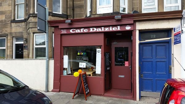 Thumbnail Restaurant/cafe for sale in Dalziel Place, London Road, Edinburgh