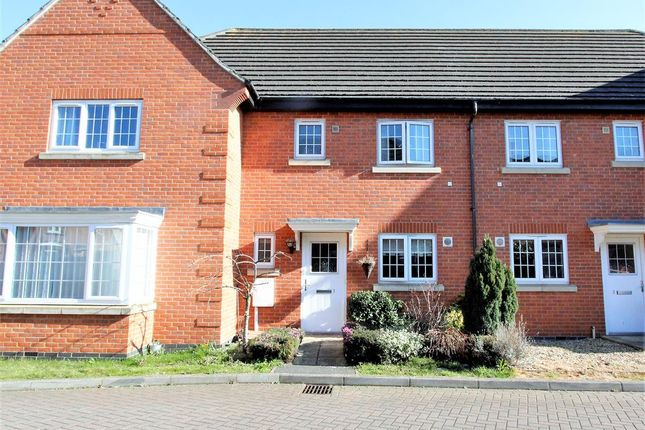 Thumbnail Terraced house to rent in Windle Drive, Bourne