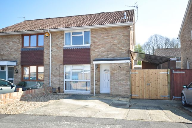 Thumbnail Semi-detached house to rent in Ifield Close, Maidstone