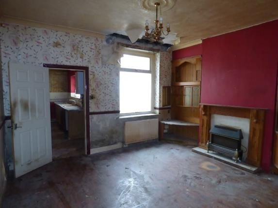 Living Room of Piccadilly Road, Burnley, Lancashire BB11