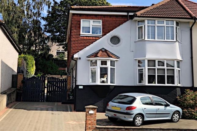 4 bed semi-detached house for sale in Thirlmere Road, Bexleyheath DA7