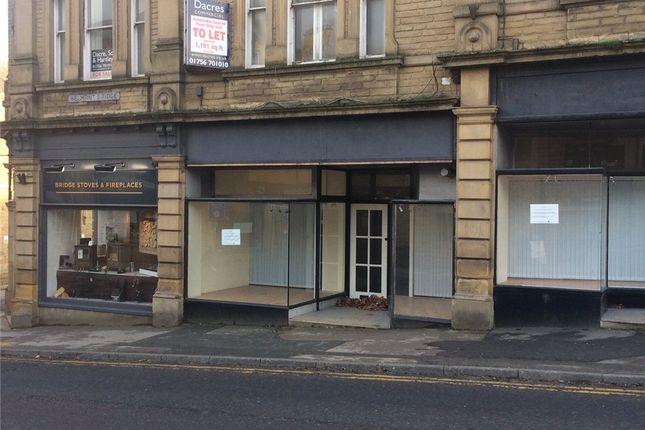 Thumbnail Retail premises to let in Swadford Street, Skipton
