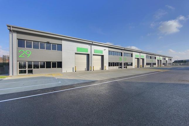 Thumbnail Light industrial to let in Unit 29 Carlton Road Business Park, Carlton Road, Ashford, Kent