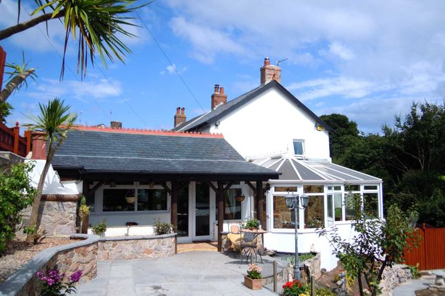 Thumbnail Cottage for sale in Coombe Lane, Torquay