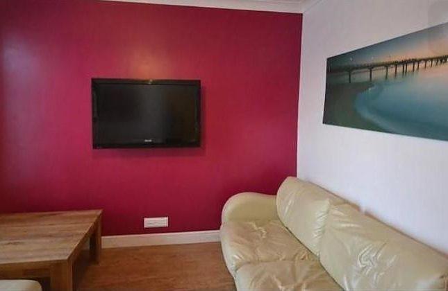 Lounge of Norfolk Street, Swansea SA1