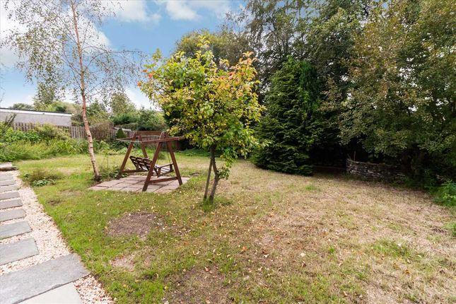 Rear Garden of Dunedin Drive, Hairmyres, East Kilbride G75