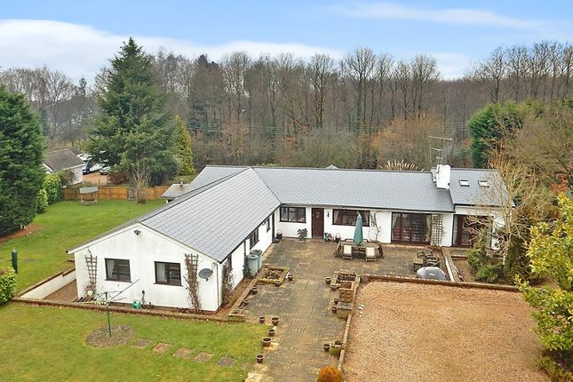 Thumbnail Detached bungalow for sale in Gravelly Bottom Road, Kingswood, Maidstone