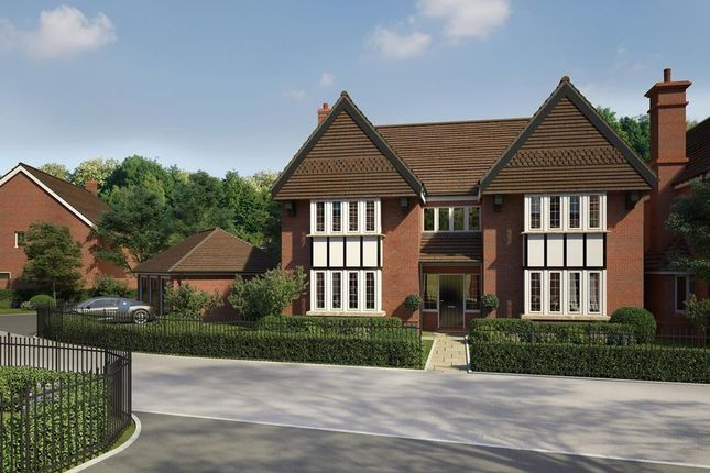 """Thumbnail Detached house for sale in """"Cuckoo House"""" at Wedgwood Drive, Barlaston, Stoke-On-Trent"""