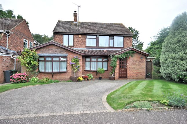 Thumbnail Detached house for sale in Willow Road, South Wootton, King's Lynn