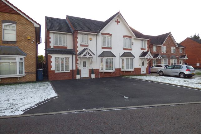 Thumbnail Semi-detached house for sale in Turriff Road, Liverpool, Merseyside