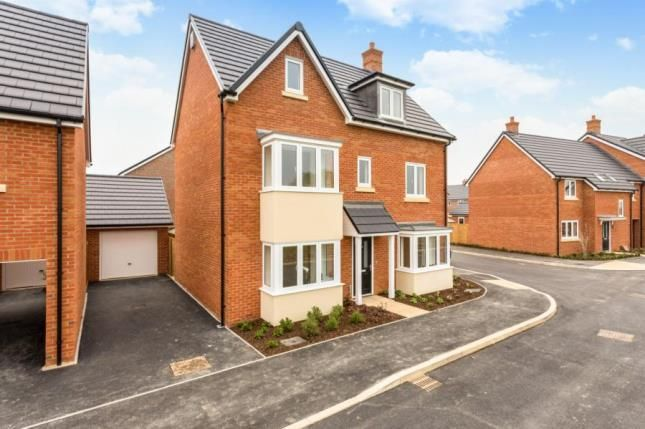Thumbnail Detached house for sale in Kingsfield Park, Aylesbury