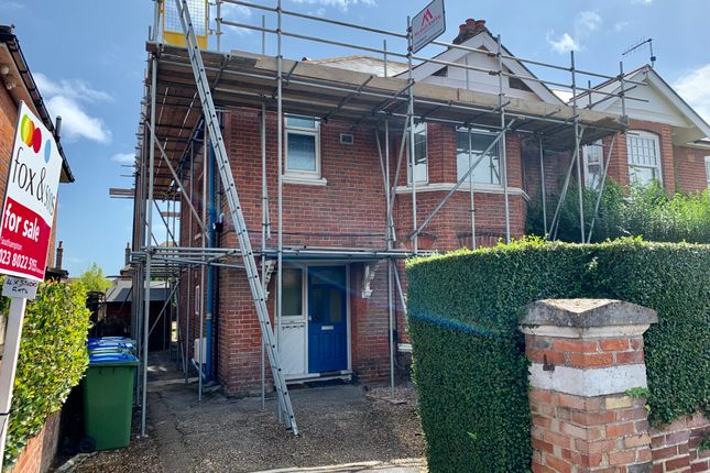 Thumbnail Detached house for sale in Upper Shirley Avenue, Upper Shirley, Southampton