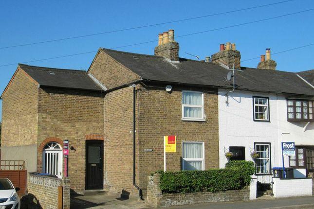 Thumbnail End terrace house for sale in Hogfair Lane, Burnham, Slough