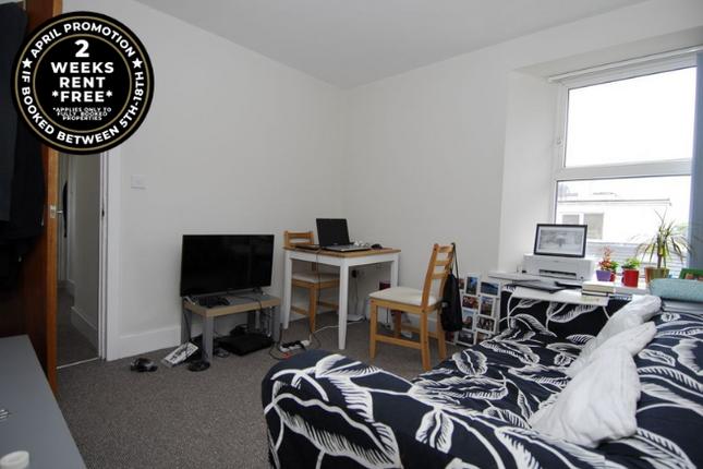 Thumbnail Flat to rent in Wolsdon Street, Plymouth