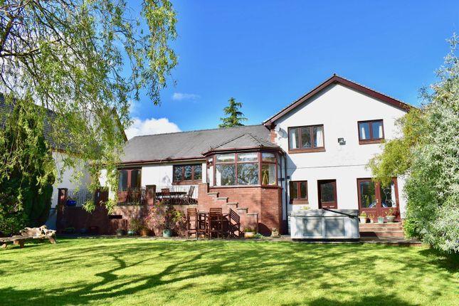Thumbnail Detached house for sale in Waunfarlais Road, Llandybie, Ammanford