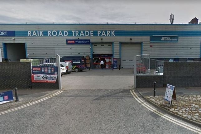 Thumbnail Industrial to let in Raik Road, Aberdeen