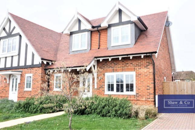 Thumbnail Semi-detached house to rent in Colborne Close, Iver