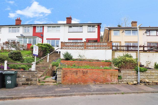Thumbnail End terrace house for sale in Valley View, Greenhithe