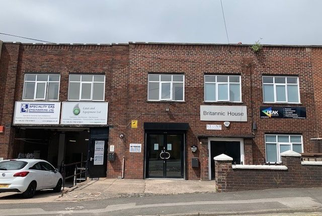 Thumbnail Office to let in Britannic Works, Hanley, Stoke-On-Trent, Staffordshire
