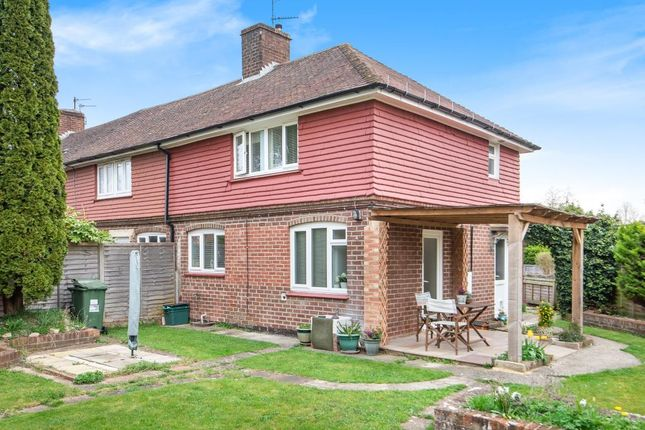 Thumbnail End terrace house for sale in Newbury, Berkshire