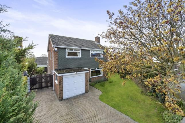 Thumbnail Detached house for sale in Byemoor Close, Great Ayton, Middlesbrough, Great Ayton