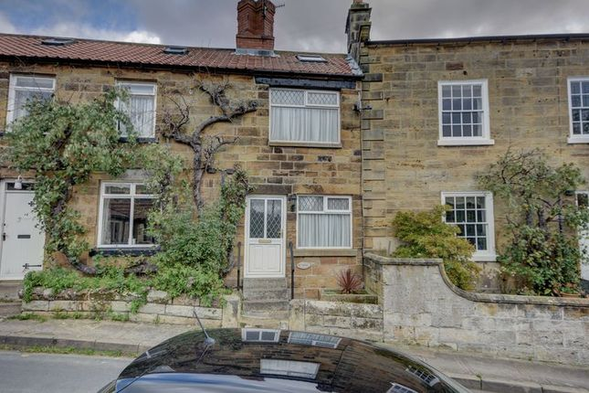 Thumbnail Terraced house to rent in Middlewood Lane, Fylingthorpe, Whitby