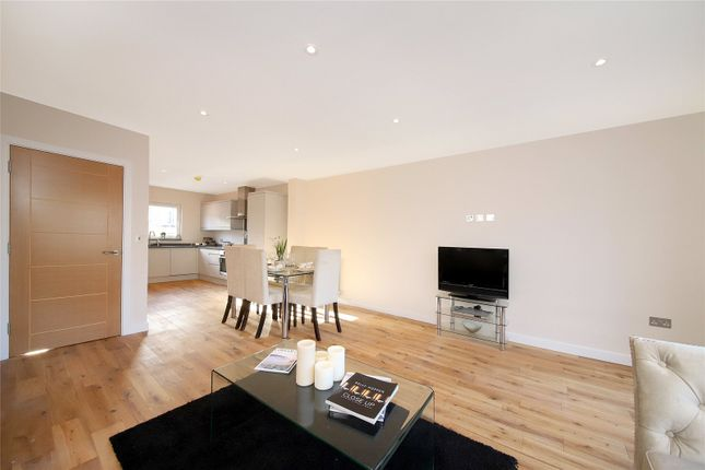 Thumbnail End terrace house for sale in River View Mews, Wandle Mill, Beddington