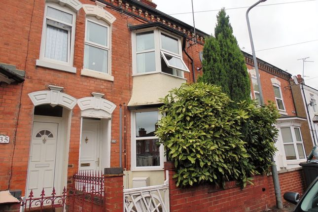 Thumbnail Terraced house for sale in Knox Road, Wellingborough