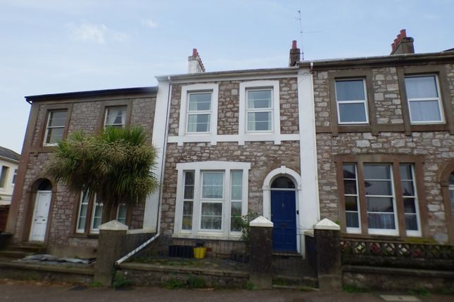 Thumbnail Terraced house for sale in Petitor Mews, Hartop Road, Torquay