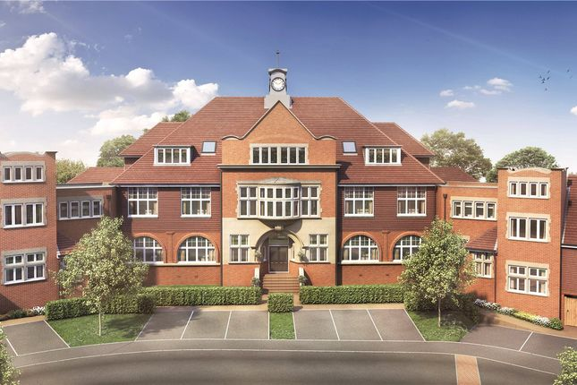 Thumbnail Flat for sale in Old Bisley Road, Frimley, Camberley, Surrey