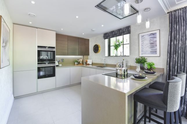Thumbnail Flat for sale in Taplow Riverside, Mil Lane, Taplow