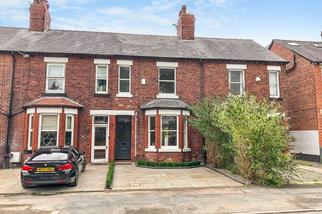 Thumbnail Terraced house to rent in Heyes Lane, Alderley Edge